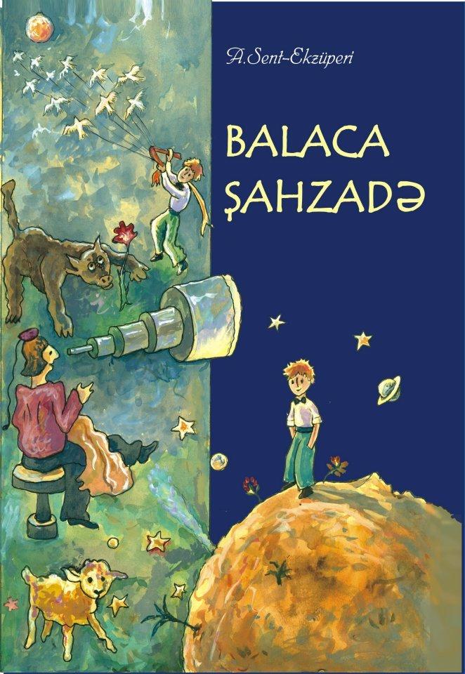 "Image result for Antuan Sent de-Ekzüperinin ""Balaca şahzadə"""